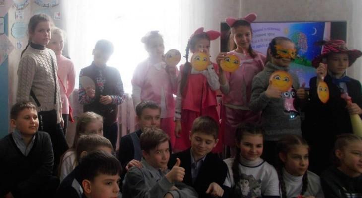 У Новомосковську розпочався тиждень дитячого читання