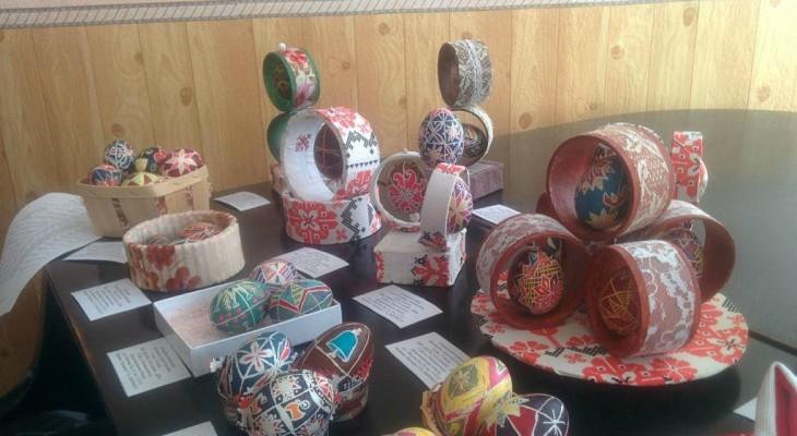 В Новомосковске состоялся городской этап конкурса декоративно-прикладного искусства
