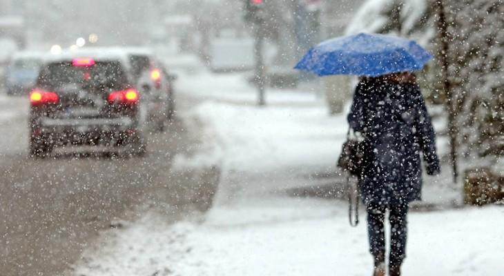 20 березня у Новомосковську прогнозують нову хвилю снігопадів