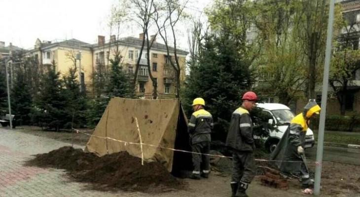 Новомосковский ДТЭК указал городским властям на их тупость