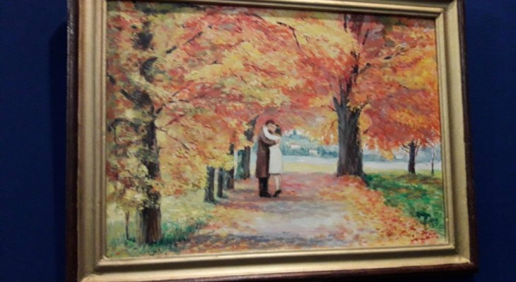 У Новомосковському краєзнавчому музеї відбулася презентація картин художника Василя Біди