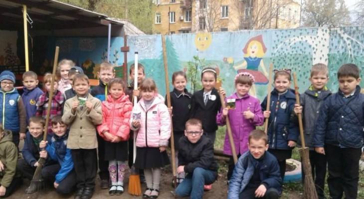У Новомосковську проходе суботник «Чисте місто починається з мене»