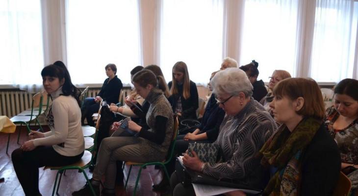 В Новомосковске педагоги-организаторы делились опытом работы