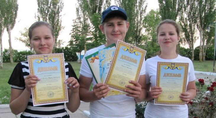 Юні таланти Новомосковщини прийняли участь у Всеукраїнському фестивалі «В об'єктиві натураліста-2018»