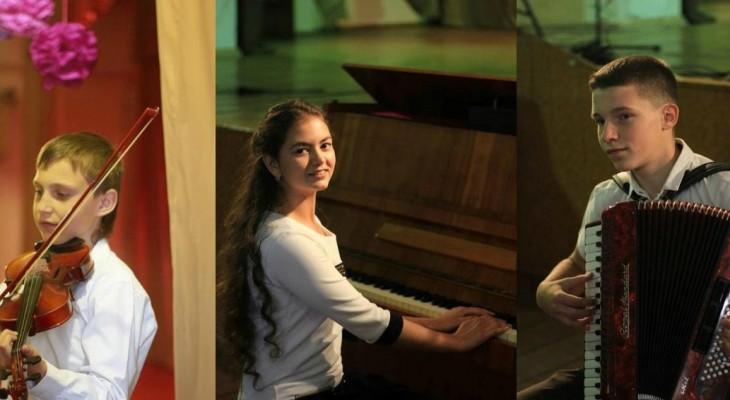 Новомосковські таланти прийняли участь у багатожанровому фестивалі-конкурсі