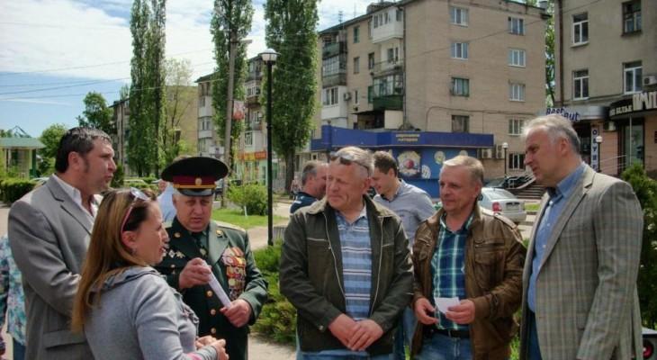 Старая крыса с БПП Павел Селихов предательски перебежал в радикальную партию Олега Ляшка