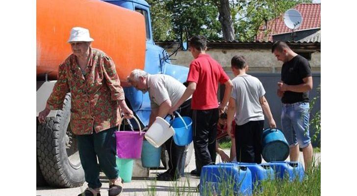 Графік підвозу технічної води мешканцям міста Новомосковськ