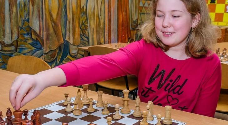 Юная шахматистка из Новомосковска одержала победу на чемпионате мира