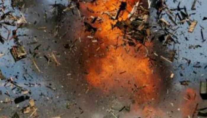 На Новомосковщини лунають вибухи