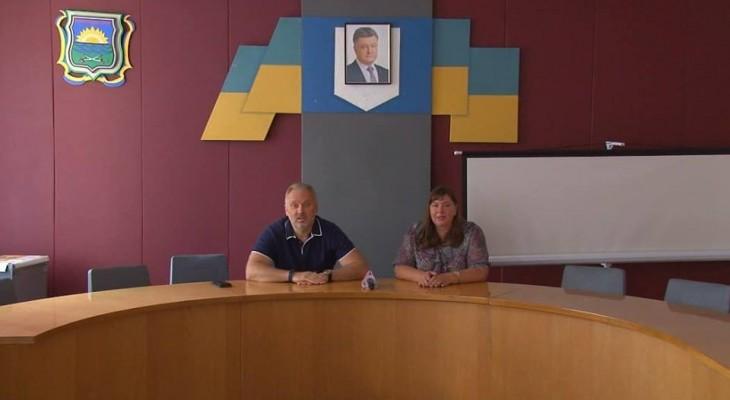 У Новомосковській РДА обговорювали з нардепом питання водопостачання в районі