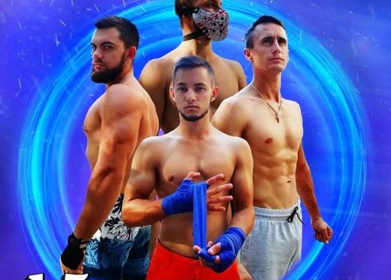 В Новомосковске пройдут открытые соревнования по Street Workout