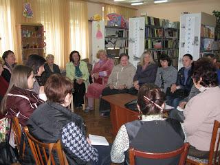 """У психологічній студії """"Довіра"""" м. Новомосковськ відбулось заняття з музикотерапії"""