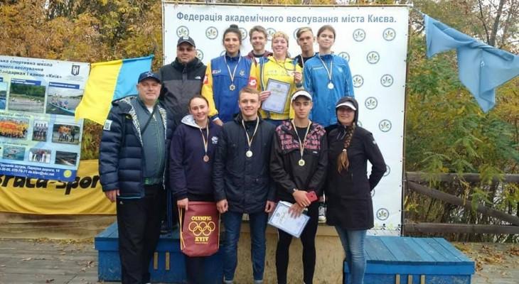Новомосковські спортсмени стали переможцями і призерами «Регати юних Олімпійців»
