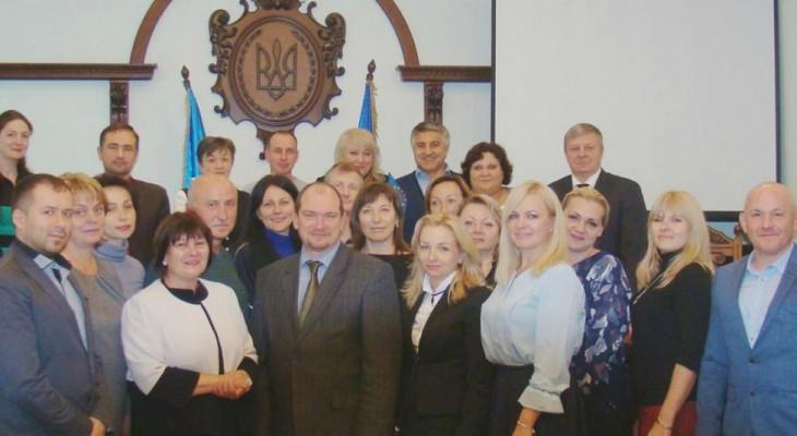 Новомосковські судді-наставники підвищували свою кваліфікацію в столиці