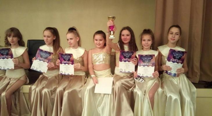 Новомосковские таланты покорили большую сцену Днепра