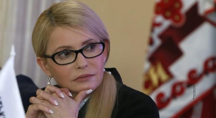 Тимошенко не видать победы, как собственных ушей!