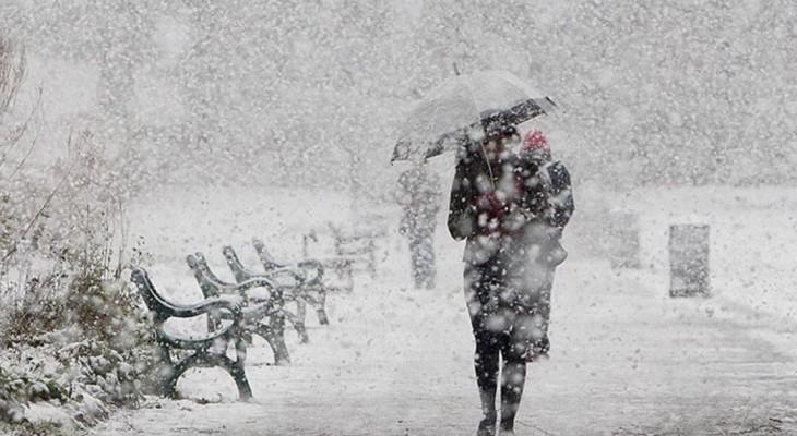 В Новомосковске объявлено штормовое предупреждение