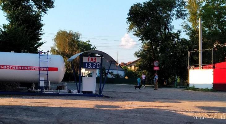 На Днепропетровщине прикрыли деятельность незаконной АЗС чего не скажешь о Новомосковске