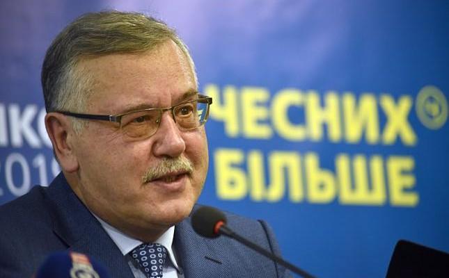 КС потерял легитимность и не имеет права на существование, – Гриценко