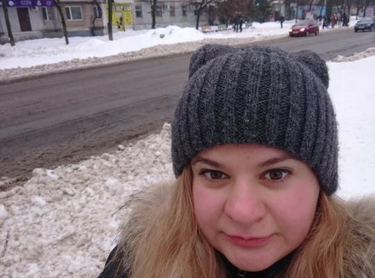 """Она """"блогер"""" или """"блогерША""""? Кратко о """"блогерШЕ""""  Ксении Белоус-Дзегарницкой"""