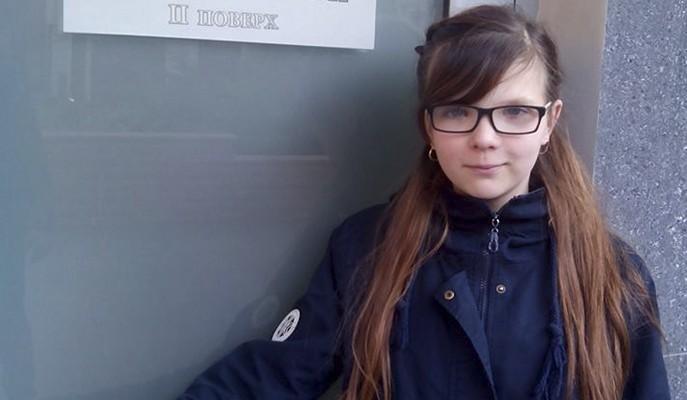 Маленька 13-річна Дана Плямка потребує вашої допомоги.