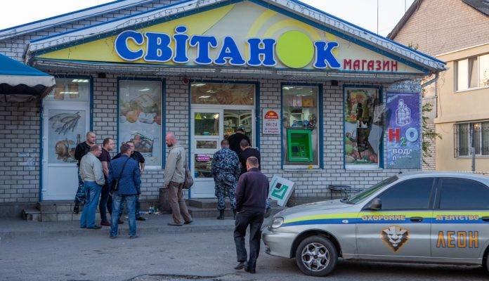 В Подгородном неизвестные взорвали банкомат