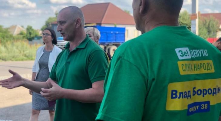 Владислав Бородін: На мою думку, кожною сферою життєдіяльності країни повинна займатися людина – фахівець, а не людина – гаманець.