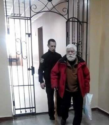 Харьковский апелляционный суд в очередной раз перенес рассмотрение дела 84-летнего харьковского политзаключённого.