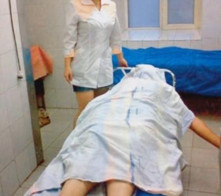 В СИЗО №10 города Запорожья подследственному отказали в медицинской помощи после чего он умер !!!