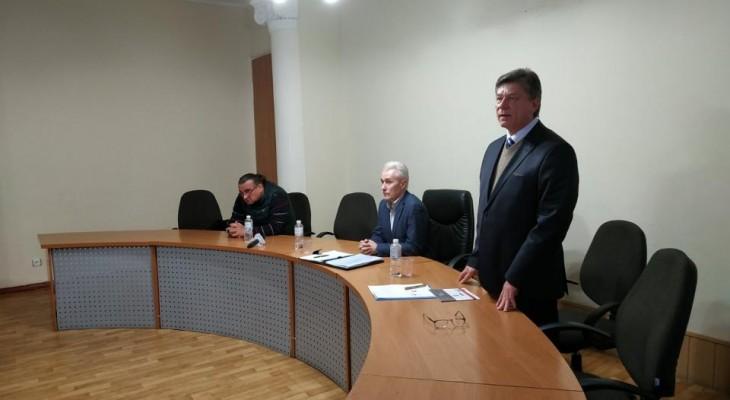 У Новомосковську міська влада провела перший інвестиційний форум.
