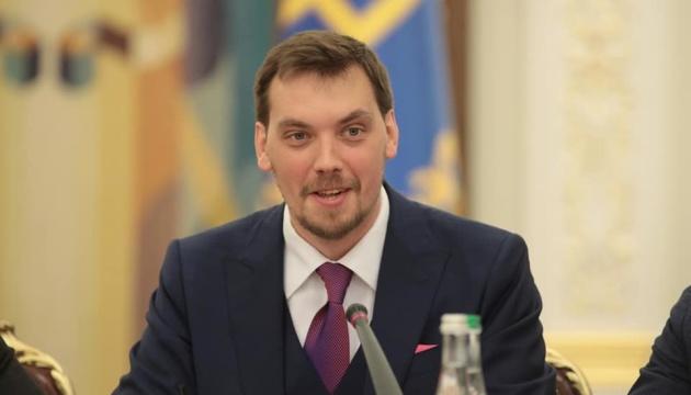 Скандальный Премьер Гончарук заявил, что в Украине среди топ-чиновников нет ни одного коррупционера