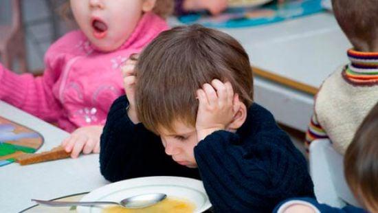 Питання щодо харчування дітей в садочках
