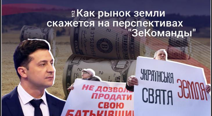 Продажа земли в Украине – полное уничтожение украинцев!