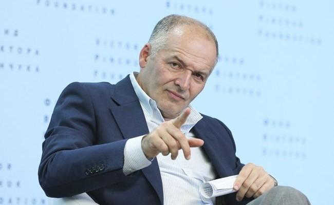 """Продажные """"Слуги народа"""" летали в ДАВОС за деньги Пинчука"""