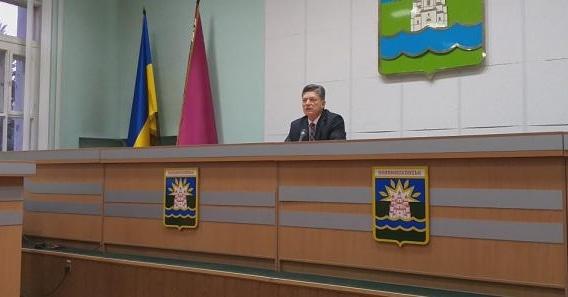 Міський голова Новомосковська провів загальноміську нараду
