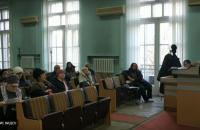 У Новомосковську пройшла скандальна зустріч першого заступника мера міста з головами квартальних комітетів.