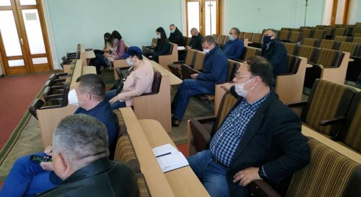 У Новомосковську міська влада відновила роботу продовольчих ринків міста