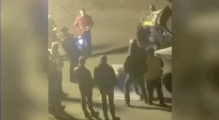 Смерть в патрульному авто у Сумах: чоловік помер в багажнику поліцейського авто