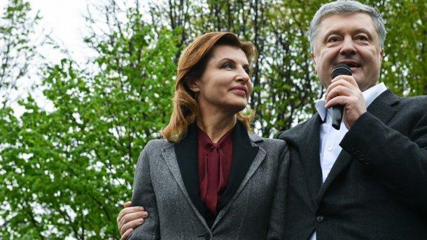 Порошенко: «Господь та Зеленський допоможе мені, і я повернуся на посаду президента»
