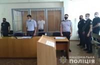У Новомосковську підозрюваного у нанесенні смертельних тілесних ушкоджень взяли під варту у залі суду.