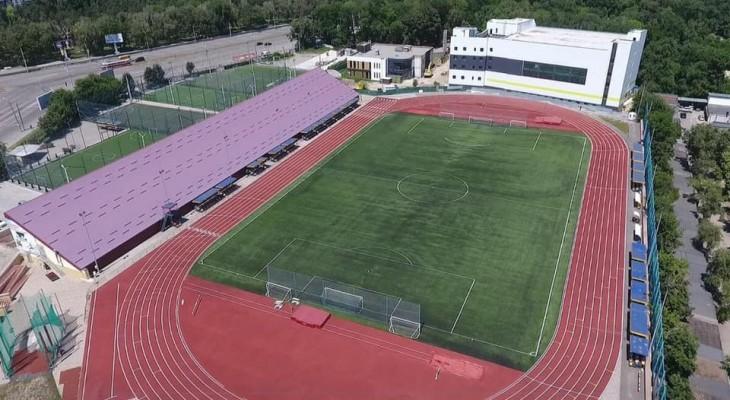 У Дніпрі, Новомосковську та Кривому Розі реконструюють стадіони в рамках програми «Велике будівництво»
