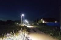 Мікрорайон Кулебівка отримали освітлення на вулиці І. Ємельяненка (Калініна)
