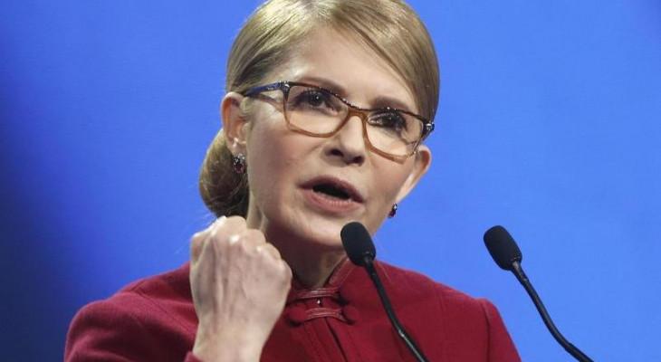 Тимошенко взялась спасать Степанова от неменуемой отставки
