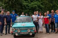 Українська команда «Ралі Монте-Карло» відвідала Новомосковськ
