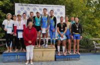 Цей рік дуже насичений змаганнями у Новомосковських веслувальників.