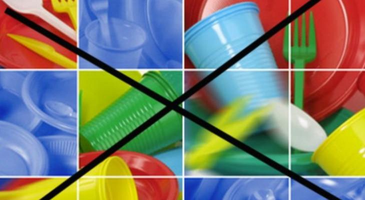 В Україні заборонять вироби з пластику.